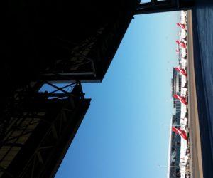 Hangar Tail Door vessel Inspections