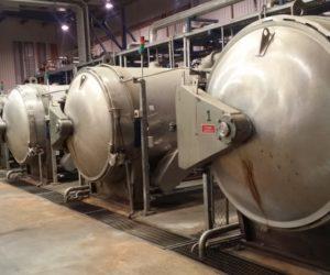 Steam Autoclave Retort Vessel Inspections