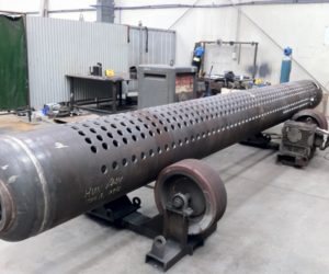 Watertube Boiler Lower Drum